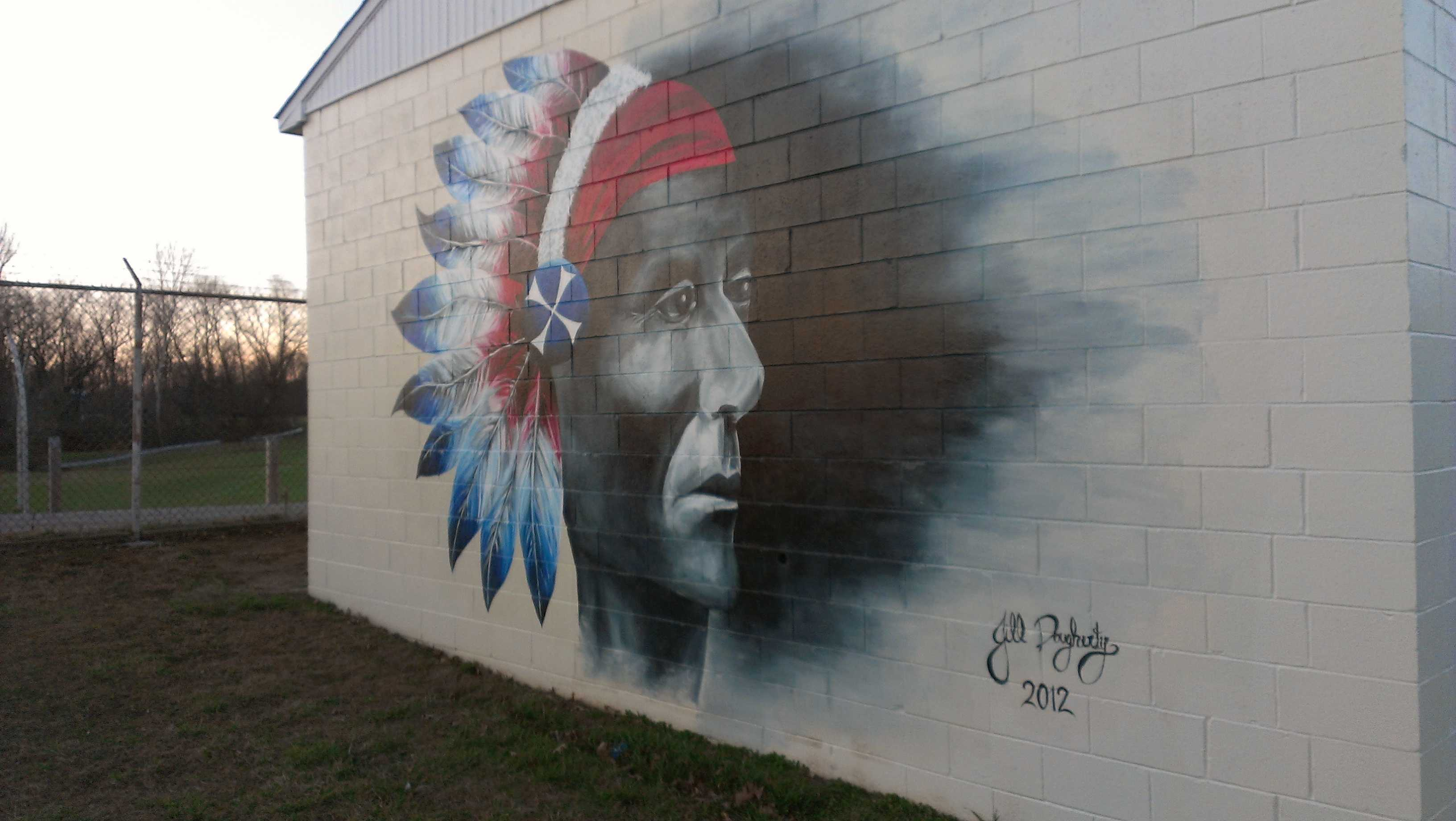 native american mascots racial slur or Proposed law would be first in nation to ban 'redskins' school  term a racial slur  who were exposed to native american mascots and stereotypical .