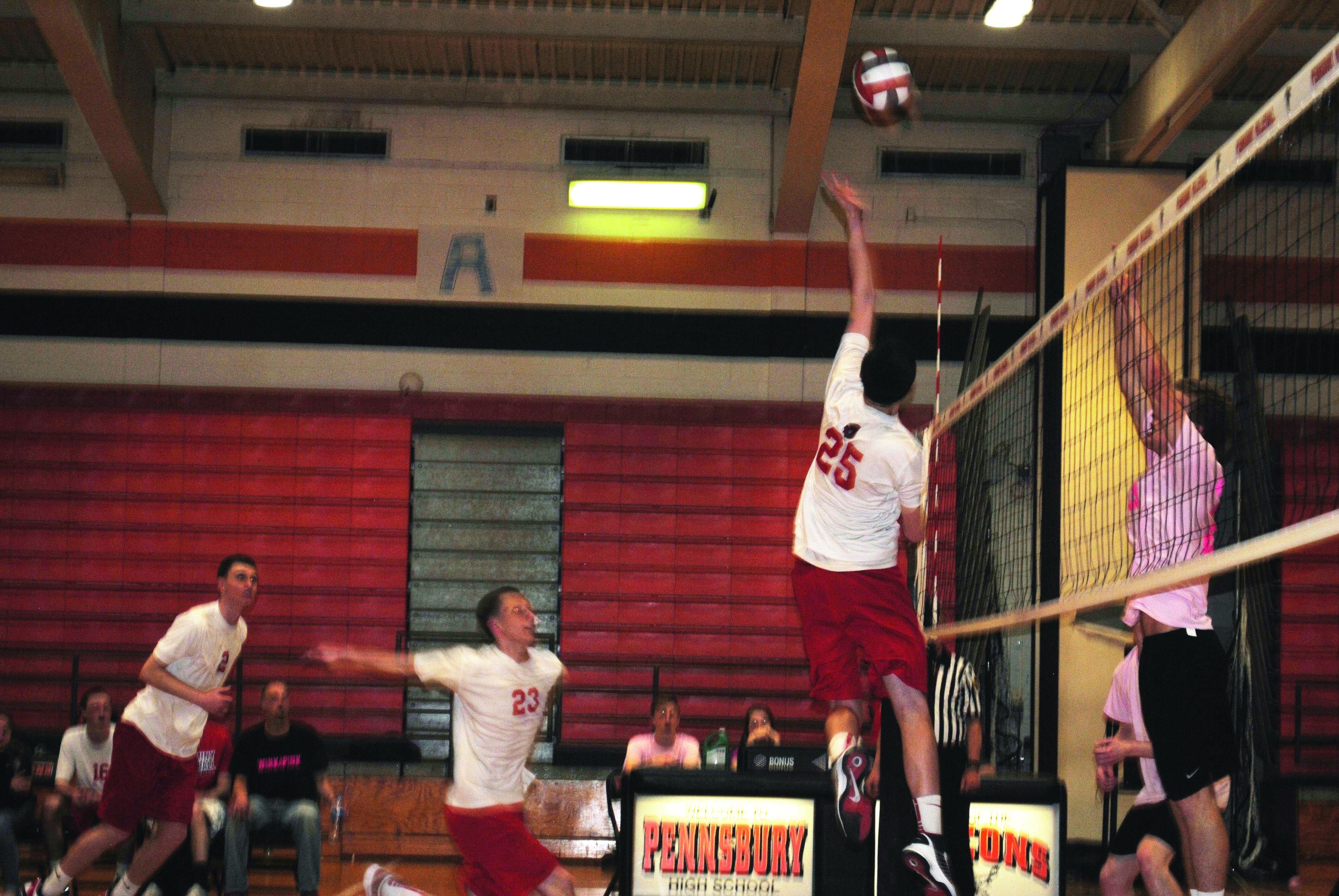 Boys' volleyball dominates, starts season 7-0