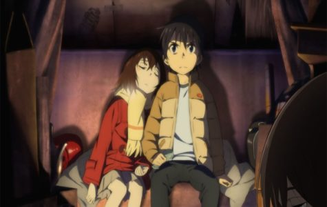 """Erased"" features sharp animation, powerful character development"