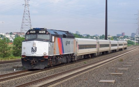 New Jersey train riders involved in accident