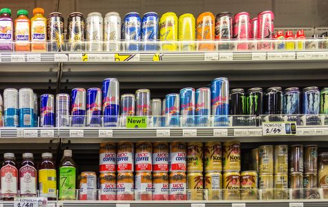 Energy drinks: The choice lies with the student