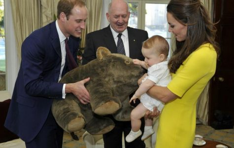 Royal family visits Canada