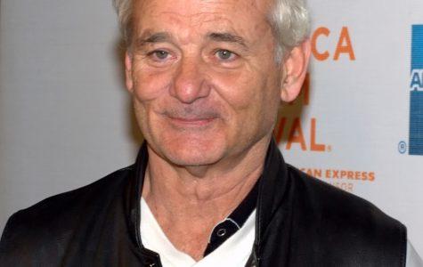 Comedic genius Bill Murray receives Mark Twain Prize