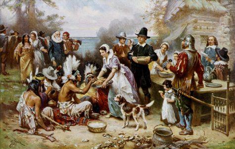 Thanksgiving's dark history