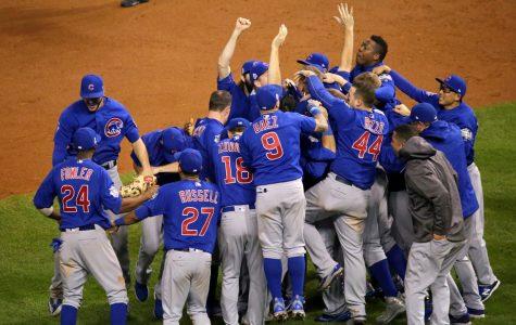Cubs win World Series: Billy goat curse broken
