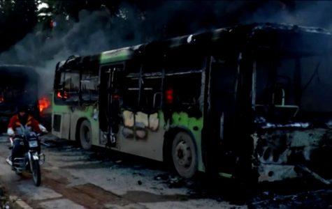 Syrian government recaptures city of Aleppo