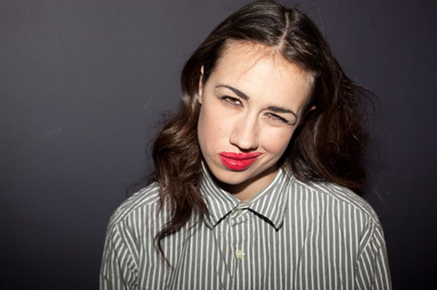 Miranda+Sings%2C+a+character+created+by+Colleen+Balinger%2C+has+her+own+show%2C+%22Haters+Back+Off%2C%22++available+on+Netflix.