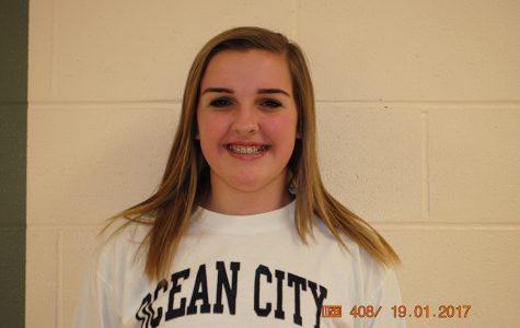 Rachel Banks, freshman