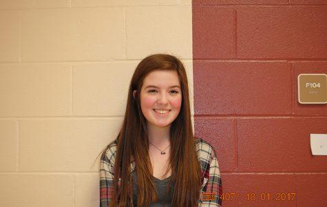 Tess Acker, freshman