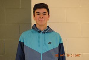 Tim McNamara, sophomore