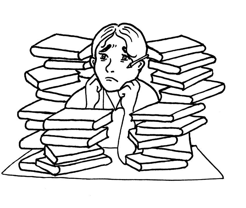 Many+students+stress+over+the+amount+of+homework+they+have.