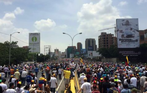 Venezuela consumed by social and political disaster
