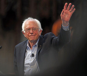 Bernie Sanders can be found on Twitter at @SenSanders. (Phil Velasquez/Chicago Tribune/TNS)