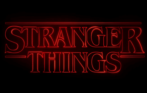 Stranger Things offical Netflix poster