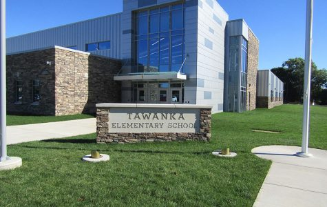 Tawanka Elementary welcomes students