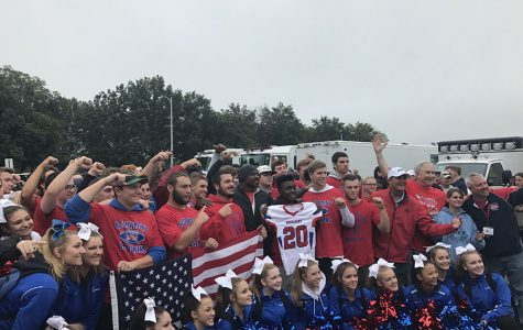 """A Day We Remember"" walk/run held at Neshaminy"
