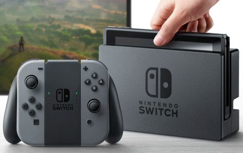 Nintendo switches things up