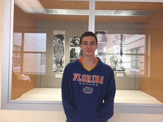 Max Brittingham, 9th grade