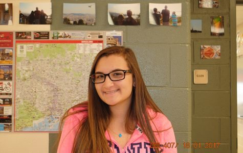 Izabella Groysman, sophomore
