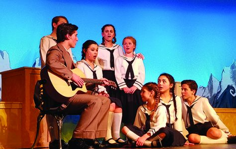 The VonTrapp family takes center stage in Neshaminy's production of The Sound of Music.