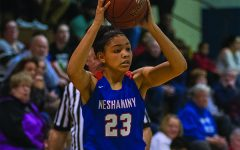 Neshaminy Basketball Player Jumps Through