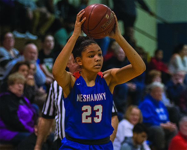 McCoy+playing+a+game+for+Neshaminy+Basketball+aganist+North+Penn+High+School