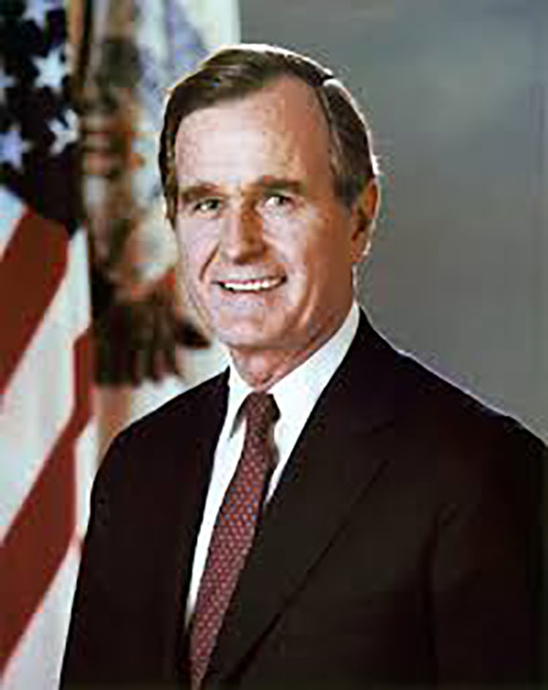Honoring+the+Life+of+George+H.W.+Bush