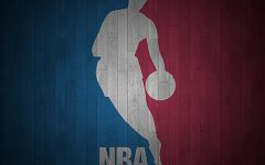 The unofficial NBA logo.