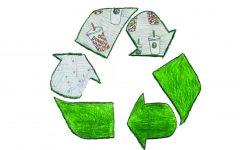 Neshaminy High School Recycles!! Who Knew??