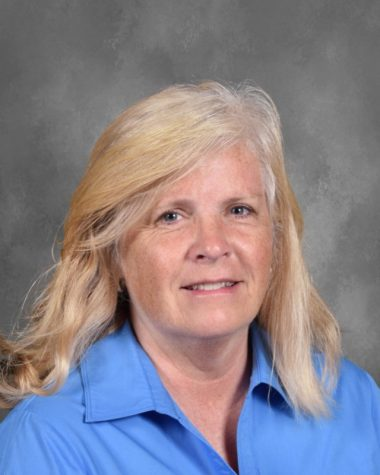 Mrs. Dougherty yearbook photo