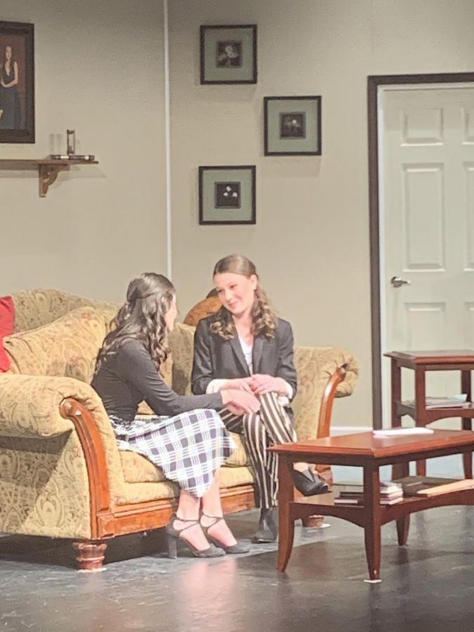 Deadly Nightcap: Neshaminy Drama's Suspenseful Whodunnit