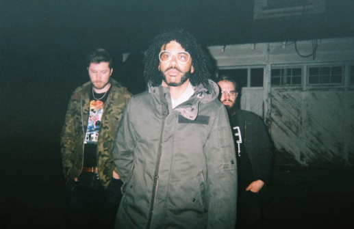 Left To Right: (William Hutson, Daveed Diggs, Jonathan Snipes)